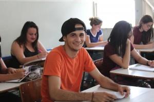 Manoel Silvério Neto pretende cursas Educação Física