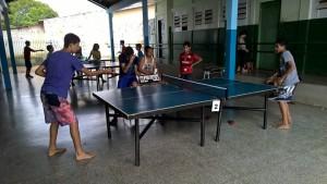 Torneio Tênis de Mesa