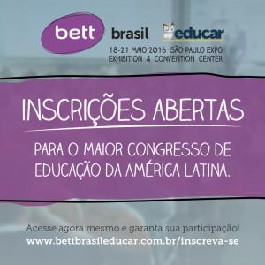 Banner Credenciamento Congresso
