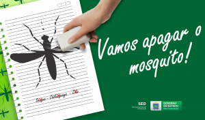 vamos apagar o mosquito