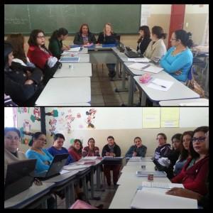 Conselho de Classe da EE Dr. Martinho Marques, de Taquarussu