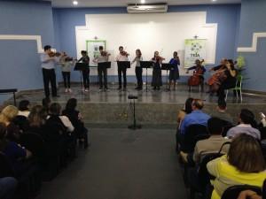 Apresentação Cultural da Orquestra da UEMS