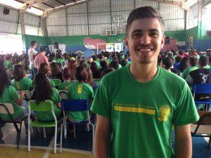 """""""Ele é uma pessoa vivida que temos que ouvir"""", diz Antonio Augusto."""