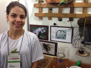 O desejo de concluir o projeto de pesquisa motiva Maria Dolores na escolha do curso superior.